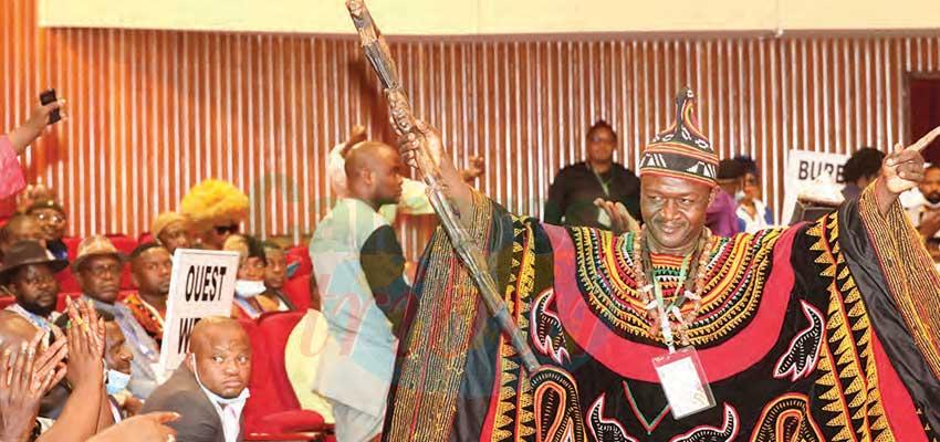 Droit d'auteur de l'art musical : Ateh Bazore, nouveau PCA