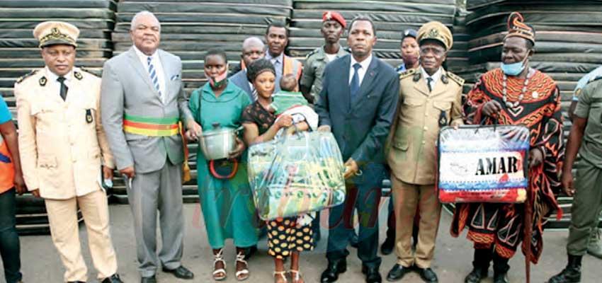 Assistance aux déplacés internes : 4 200 bénéficiaires à Ebolowa