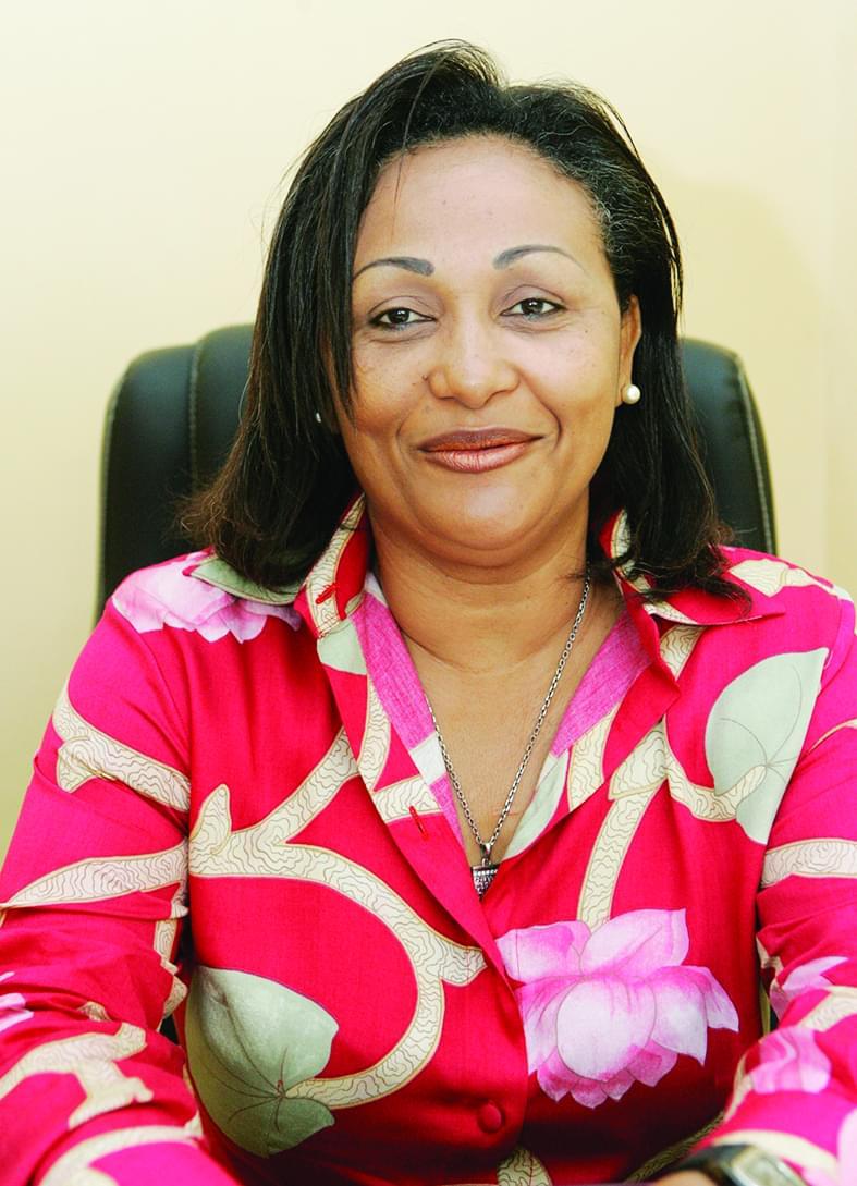 Céline Eko, la nouvelle PCA.