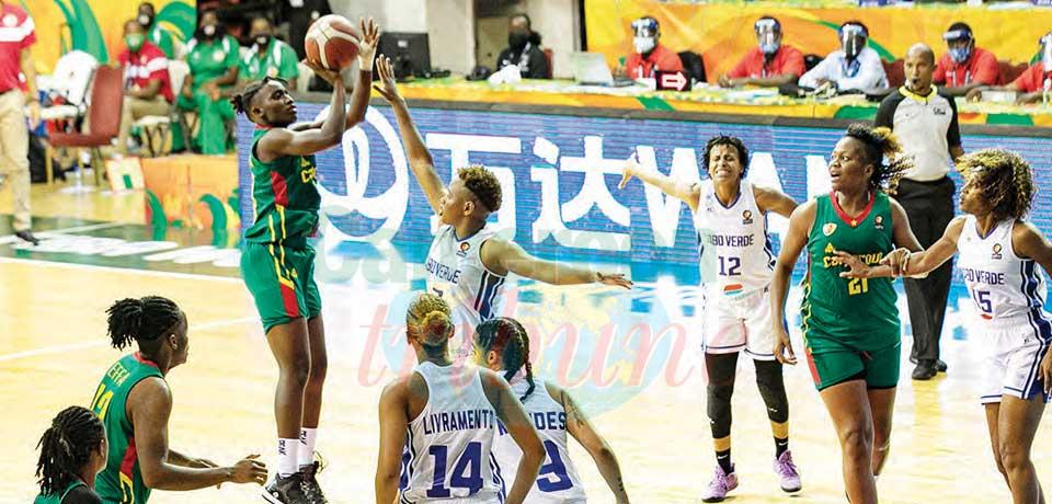 Afrobasket dames 2021 : le Cameroun en quart de finale