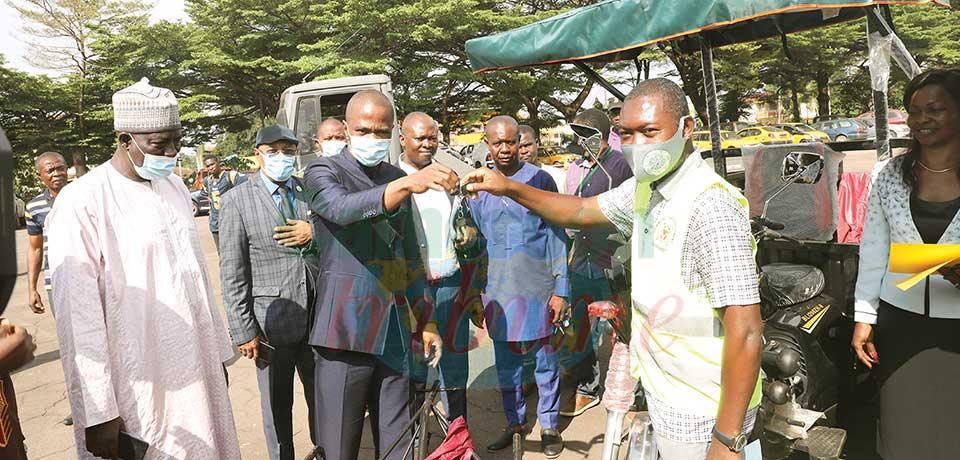 Assainissement à Yaoundé : le coup pouce du maire