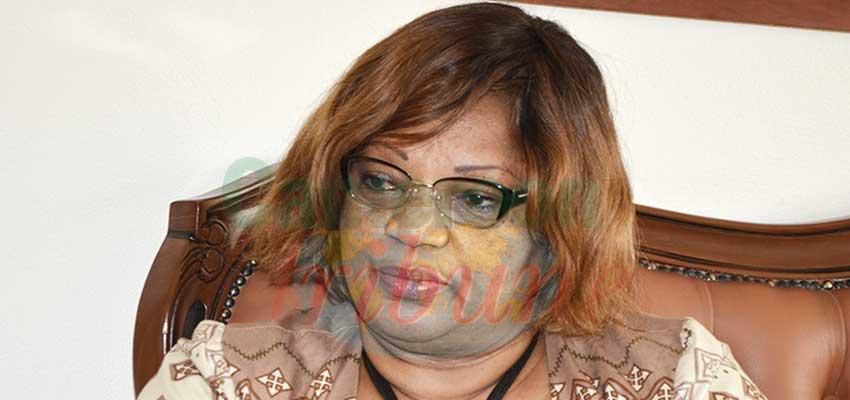 Chantal Elombat Mbedey, directeur du Bureau de mise à niveau des entreprises.