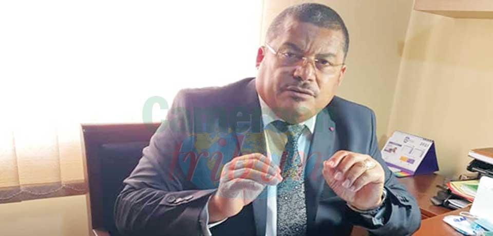 Dr Didier Badjeck, spécialiste des questions sécuritaires du cabinet Cameroon Consulting and Prospective.