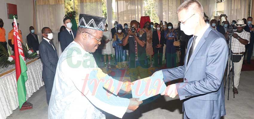 Coopération Cameroun-Biélorussie : le consul honoraire prend fonction