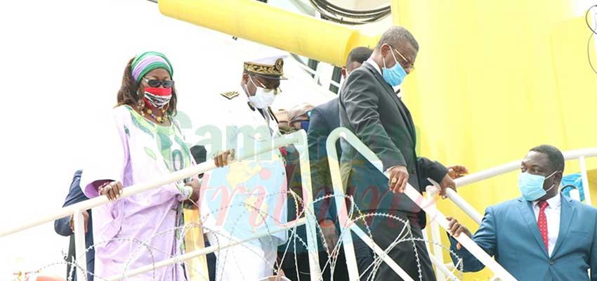 Port de Douala :  de nouveaux engins nautiques en service