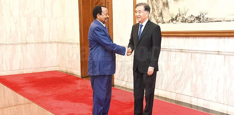 Image : Sino-Cameroon Ties: Key Agreements Signed In Beijing