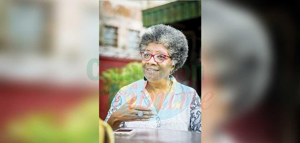 Marilyn Douala Bell, présidente de Doual'art.