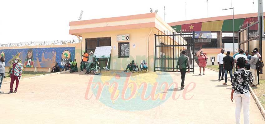 Billeterie : guichets ouverts à Yaoundé