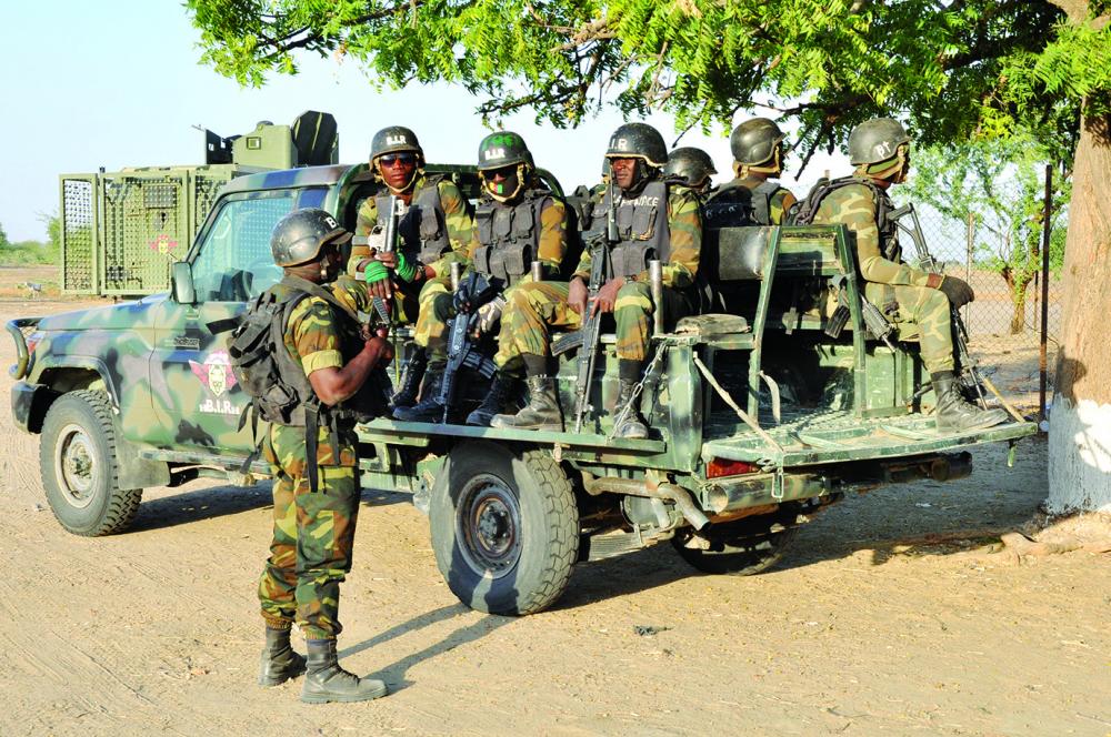 Depuis 2001, l'armée camerounaise a franchi un nouveau cap ;