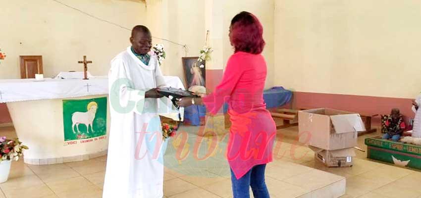Nyong-et-Mfoumou :  Nkodo Dang au secours des écoles