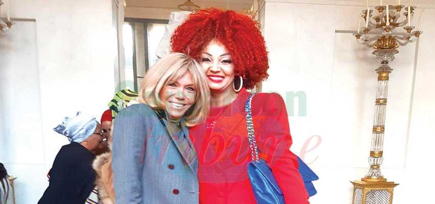 Chantal Biya Continues Girl Education Advocacy