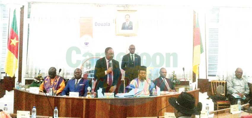 Communauté urbaine de Douala : 57 milliards F pour 2020