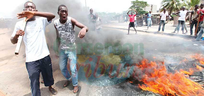 Présidentielle ivoirienne :  un scrutin sous tension