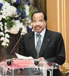 S.E. Paul Biya : « L'Afrique centrale veut demeurer un pôle de stabilité »