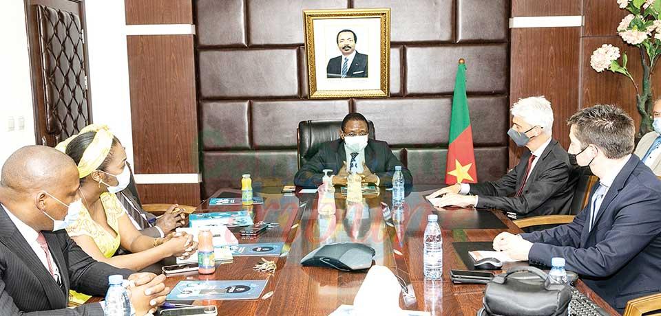 Gestion des barrages au Cameroun : la Belgique intéressée
