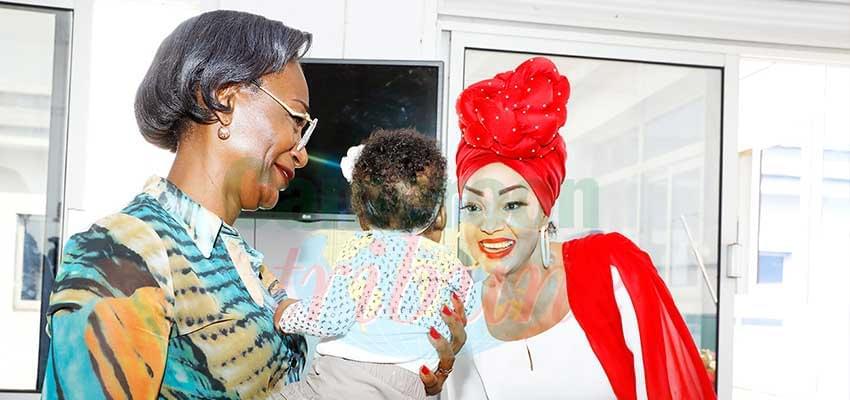 Yaounde Reproductive Hospital  : Motherhood Celebrated In Grandiose Christmas Feast