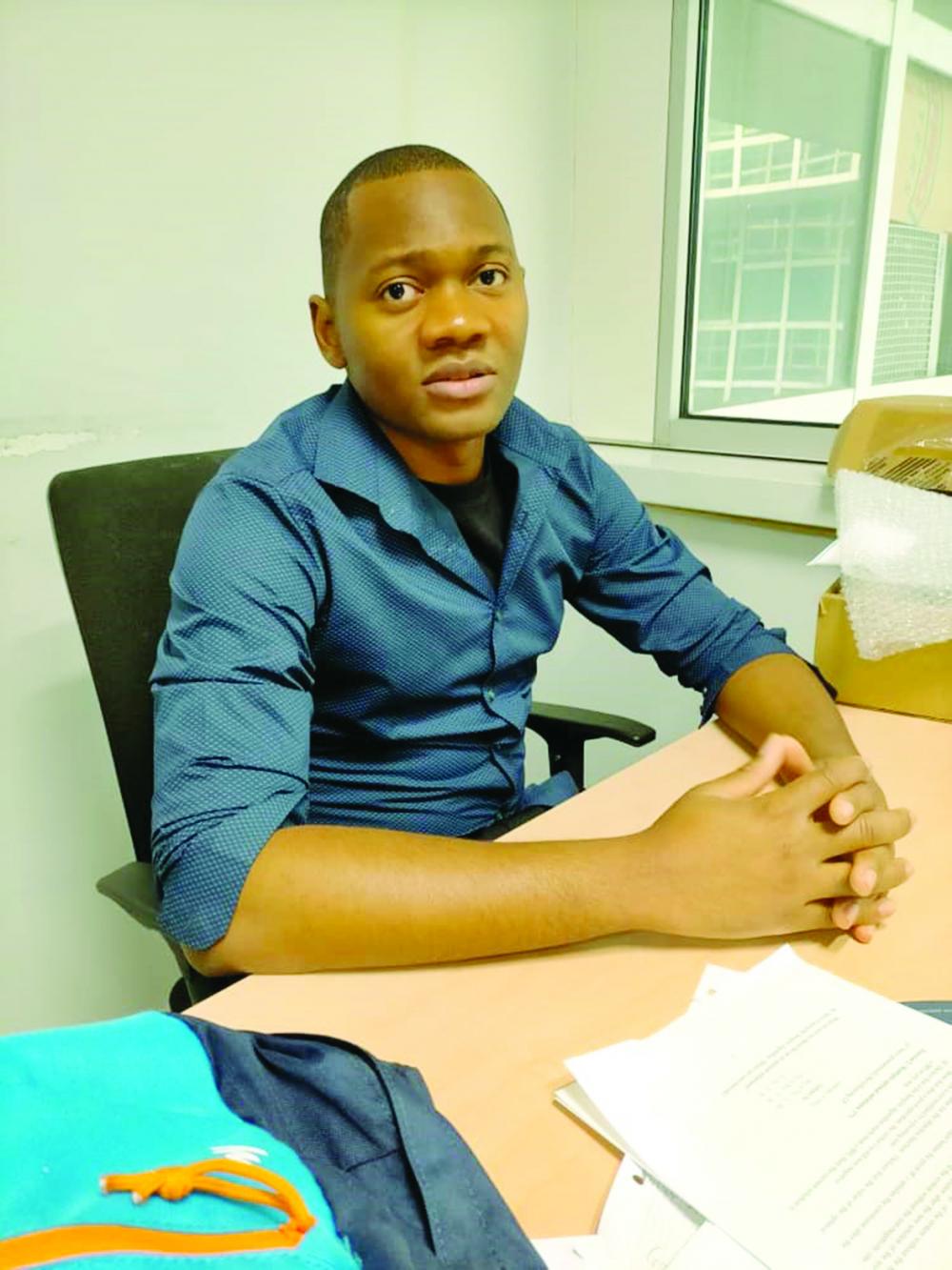 Excellence académique : Thystère Mvondo, docteur à 22 ans