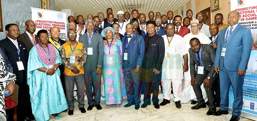 Processus électoral: des pistes pour préserver la cohésion sociale