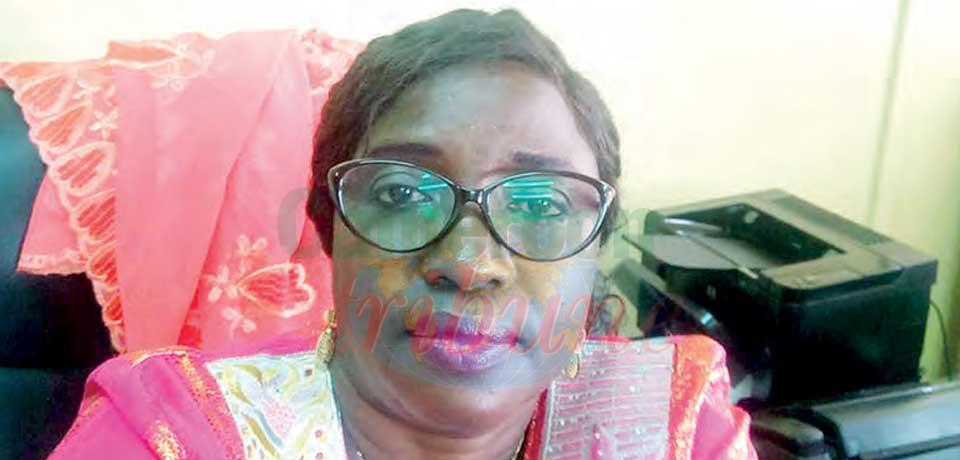 Fatime Bilamo épse Biboni, directeur de l'Alphabétisation, de l'Education de base non formelle et de la Promotion des langues nationales au Minedub.