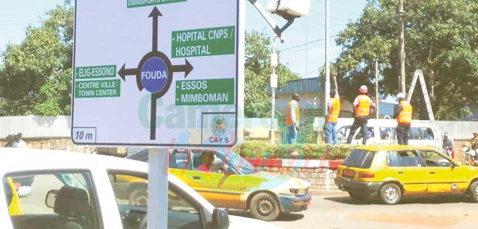 Yaoundé V : des réalisations dans la douleur