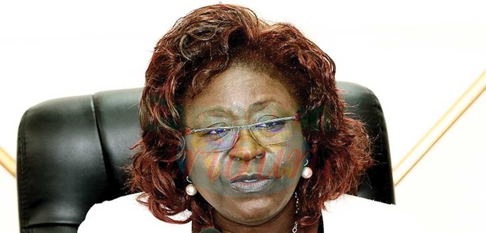 Imprimerie nationale : Angeline Florence Ngomo, nouvelle PCA