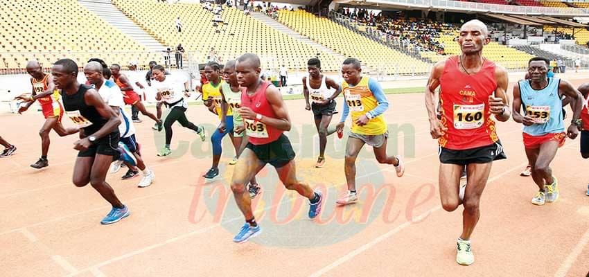 Athletics : Olympic Qualifiers Postponed
