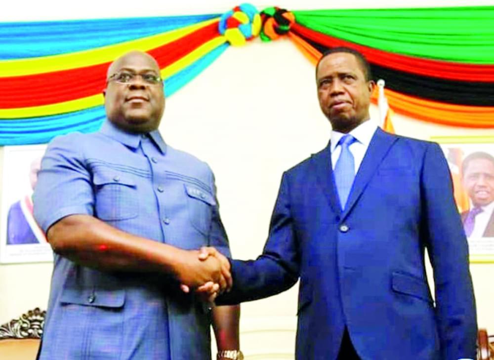 RDC-Zambie : tension à la frontière