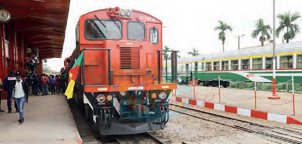 Express Train : Four New Locomotives Acquired