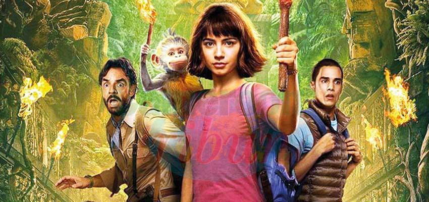 Dora l'exploratrice à l'épreuve du public.