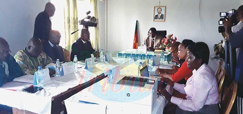 Le conseil régional de discipline a examiné une cinquantaine de dossiers à Bertoua.