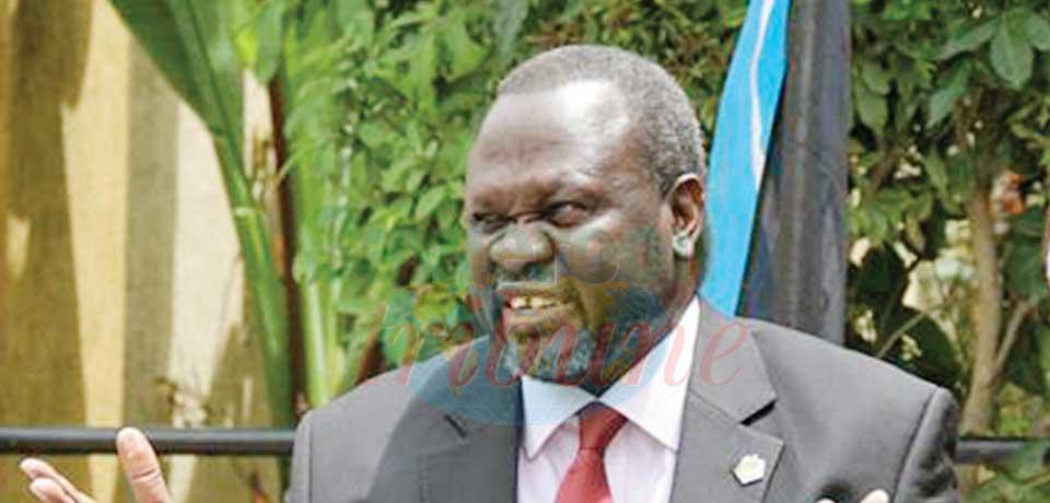 Soudan du Sud : Riek Machar contesté