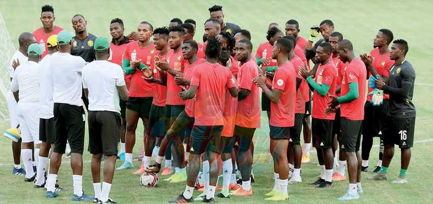 Cameroun-Maroc : combat de Lions