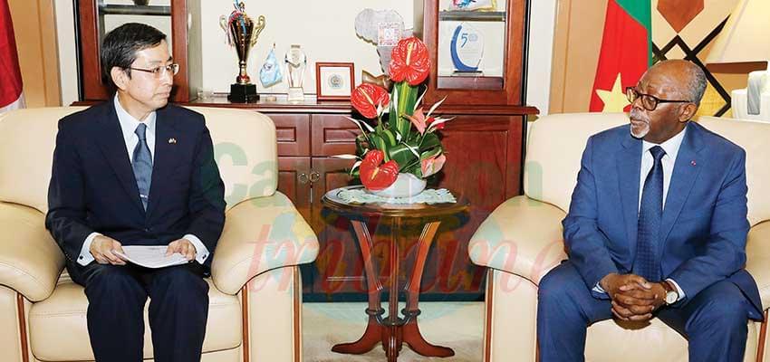 Le Japon est un partenaire majeur du Cameroun.