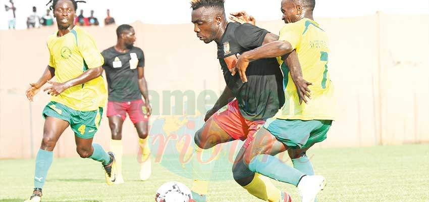 CHAN 2021 Preparations: Intermediate Lions Crumble In Friendly Game