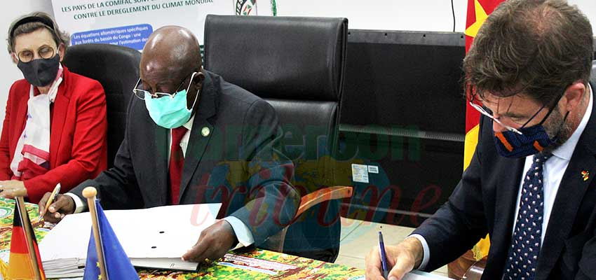 Forest Resources Management:  Germany Offers Over FCFA 8. 5 Billion