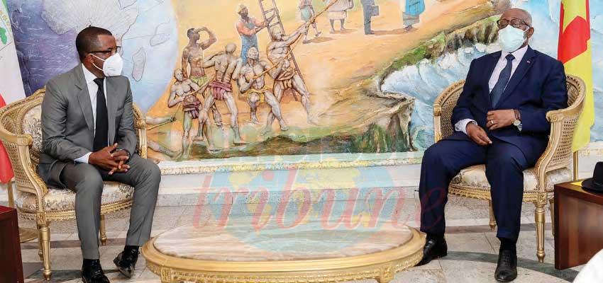 Guinée équatoriale : le nouvel ambassadeur est à Yaoundé