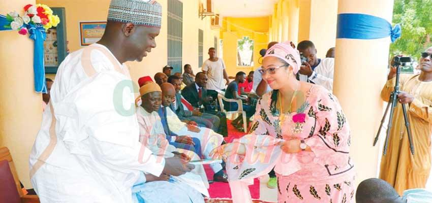 Littérature : Paul Biya encourage Djaili Amadou Amal