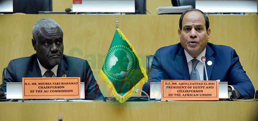 Crises: l'Union africaine au chevet du Soudan et de la Libye