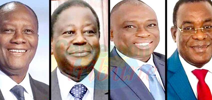 Présidentielle ivoirienne :  la campagne électorale est lancée