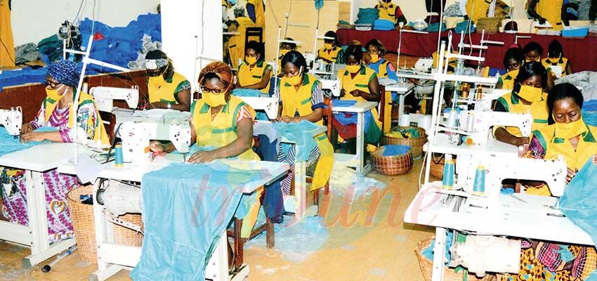 Confection des tenues scolaires : ça fourmille dans les ateliers