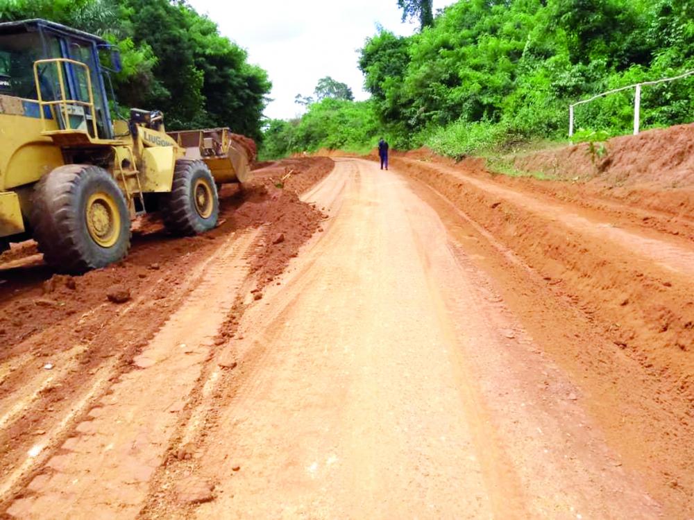 Route Nkolessong-Nding : livraison au plus tard le 1er septembre