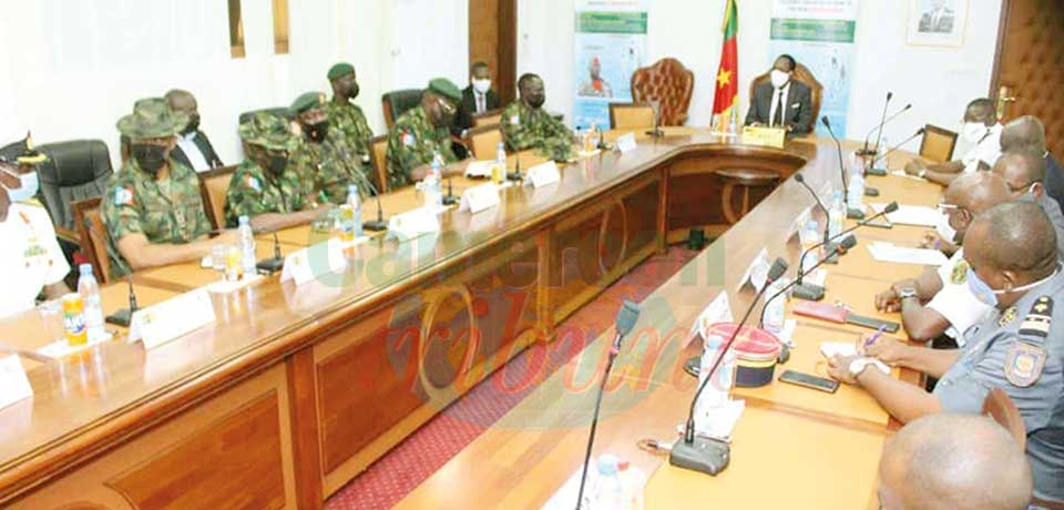 Cameroon and Nigeria partner in combatting terrorism at the borders and the sub region.