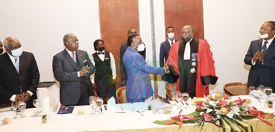 Retraite : Pr. Joseph Owona, l'exception en droit