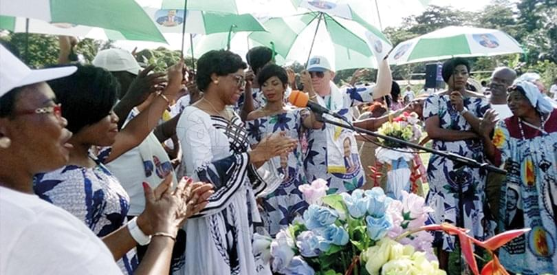 RDPC Vallée-du-Ntem: les engagements d'Akam-Bitam