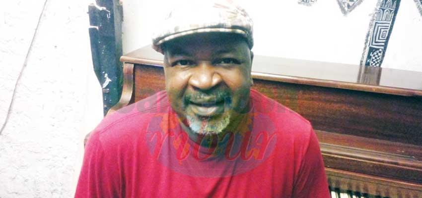 André Manga : «Les seuls gens qui ne reprennent pas leurs musiques ce sont les Camerounais ».