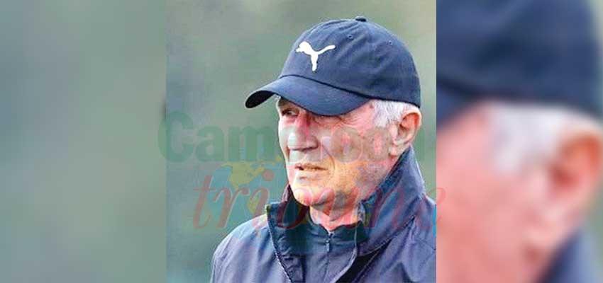 The Coach : Zoran Filipovic Facing The Challenge