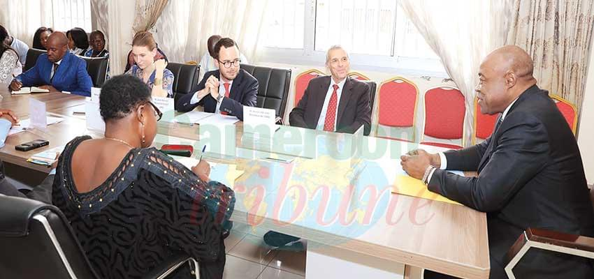Discussions focused on how to put Lake Chad on the limelight.