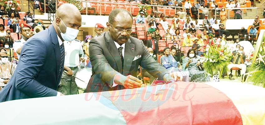 Stephen Tataw : Yaounde Bids Farewell to Former Lion