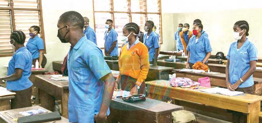 Reprise des cours au Cameroun : c'est parti !