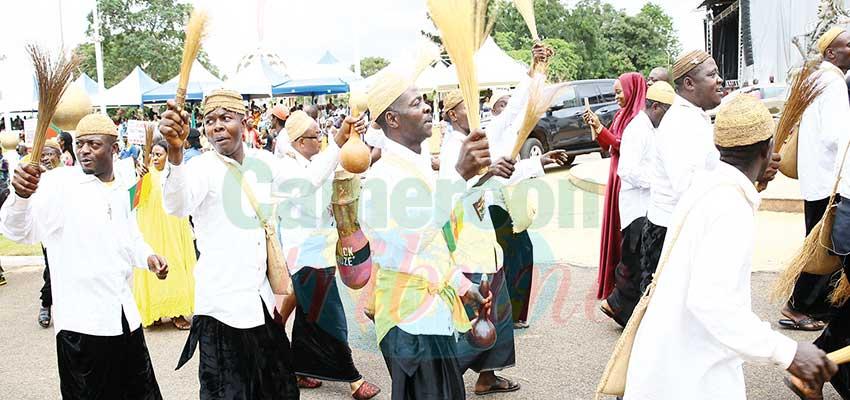 Festival Mounga: Nkongsamba en vitrine